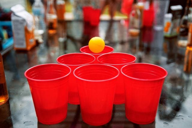 Sjove spil til festen